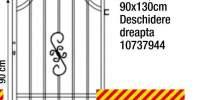 Porita Viola 90x130 centimetri