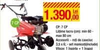 Motocultor Loncin 7CP
