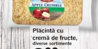 Placinta cu crema de fructe, Alpengut