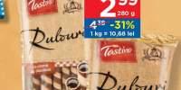 Rulouri cu ciocolata/ vanilie Tastino