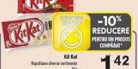 Kit Kat napolitane