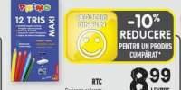 RTC creioane colorate