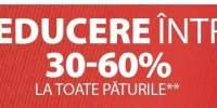 30-60% reducere la toate paturile