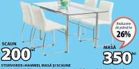 Storvorde + Hammeel masa si scaune