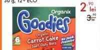 Goodies - batoane Organix