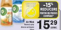 Rezerva spray Air Wick