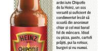 Sos iute cu ardei Habanero, Heinz