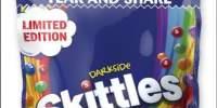 Bomboane gumate cu aroma de fructe, Skittles Darkside