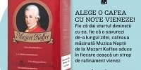 Cafea macinata Muzica Noptii, Mozart