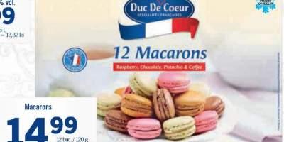 Macarons, Duc De Coeur