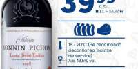 Vin rosu sec, Chateau Bonnin Pichon- Grande Reserve