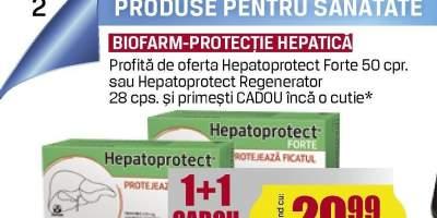 Biofarm Hepatoprotect - Protectie hepatica