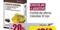 Ciocolax - laxative