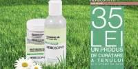 Cu 35 de lei cumperi un produs de curatare a tenului si o crema de fata Herbosophy!