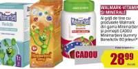 Walmark vitamine si minerale