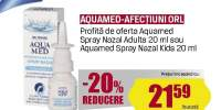 Aquamed - afectiuni ORL