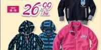 Jacheta din fleece, Lupilu