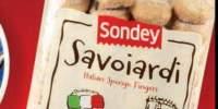 Piscoturi italienesti, Sondey