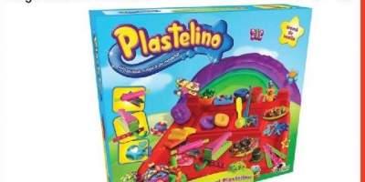 Mega Atelierul Platelino, Plastelino