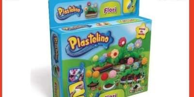 Flori Plastelino
