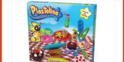 La cofetarie, Plastelino