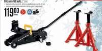 Cric auto hidraulic, 2 tone