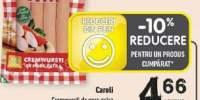 Cremwursti de porc extra, Caroli