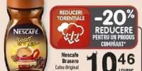 Cafea Original Mild/ Strong, Nescafe Brasero