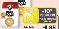 Paine prajita, Bake Rolls