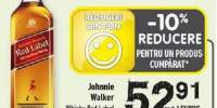 Whisky Red Label Johnnie Walker