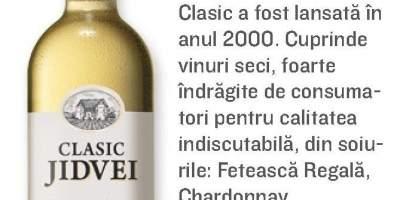 Jidvei Clasic