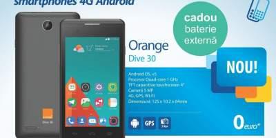 Telefon Orange Dive 30