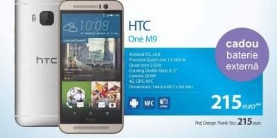 Telefon HTC One M9