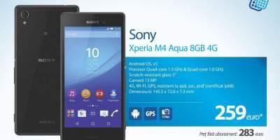 Telefon Sony Xperia M4 Aqua 8GB 4G