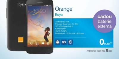 Telefon Orange Roya
