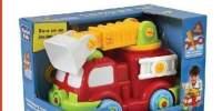 Noriel Kids Construieste-ti singur masina de pompieri