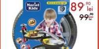 Noriel Kids Set de masinute cu pista