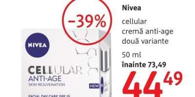 Crema anti-age, Nivea Cellular