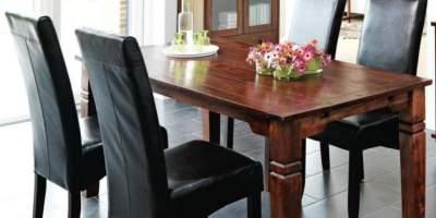 Masa si scaune Fredericia + Bakkely