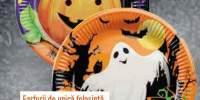 Farfurii de unica folosinta Halloween