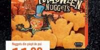 Nuggets din piept de pui