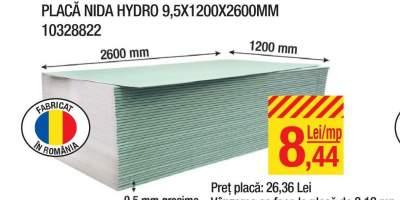 Placa Nida Hydro