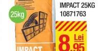 Adeziv pentru polistiren Impact 25 kilograme