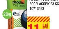 Adeziv polistiren Ecoplacofix 23 kilograme