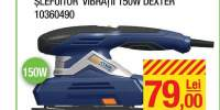 Slefuitor vibratii 150W Dexter