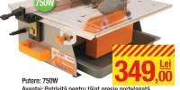 Masina de taiat gresie/ faianta 750W Dexter