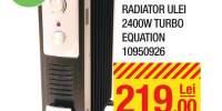 Radiator ulei turbo equotation