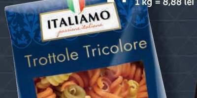 Paste Trottole Tricolore, Italiamo