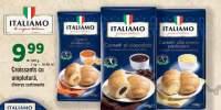 Croissants cu umplutura, Italiamo