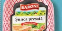 Sunca presata, Baroni